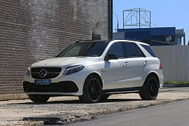 Mercedes-Benz GLE 63S AMG