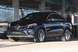 Mercedes-Benz GLE Coupe 350 d
