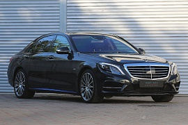Mercedes-Benz S 500 Long