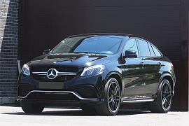 Mercedes-Benz GLE Coupe AMG  63
